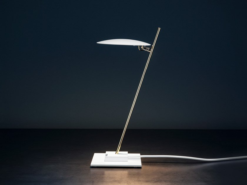 LED table lamp LEDERAM T1 by Catellani & Smith