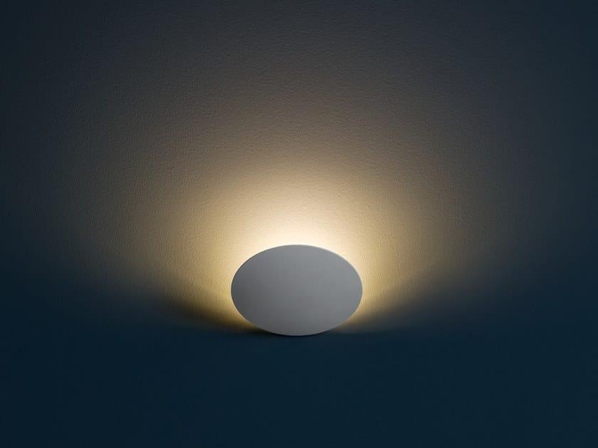 LED wall light LEDERAM WF by Catellani & Smith
