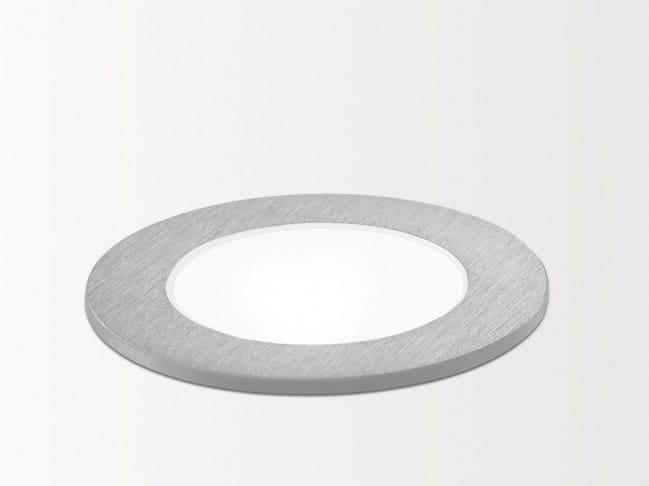 Segnapasso a LED in alluminio anodizzato per esterni LEDS C   Segnapasso per esterni by Delta Light
