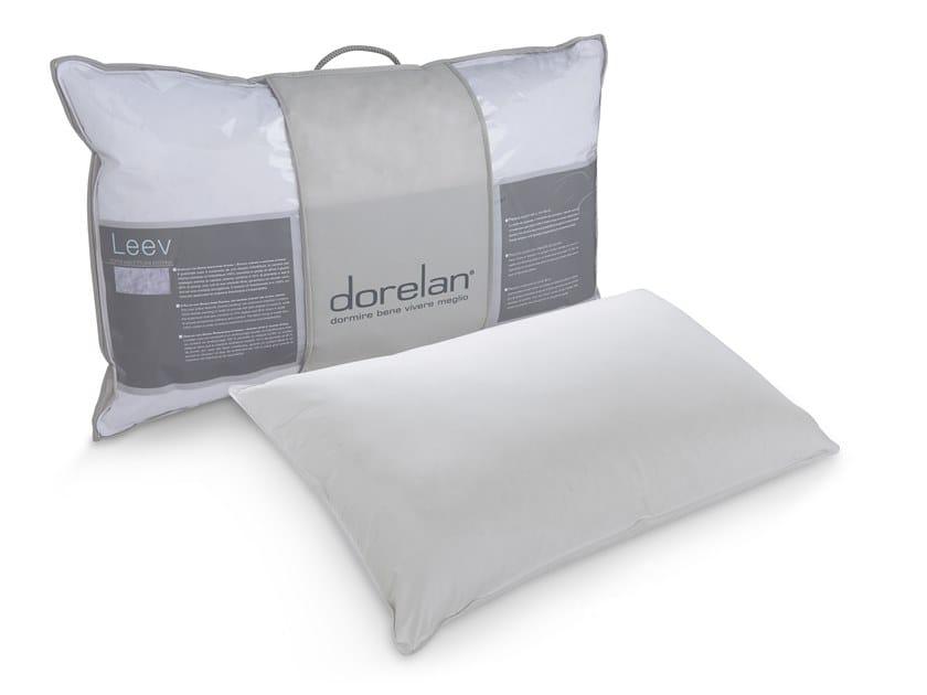 Goose feather pillow LEEV by Dorelan