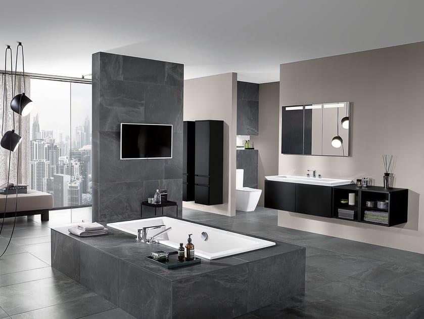 Vasca da bagno in acrilico da incasso LEGATO | Vasca da bagno da ...