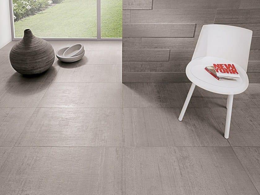 Porcelain stoneware wall/floor tiles LEGNOCEMENTO by Ceramica Fioranese