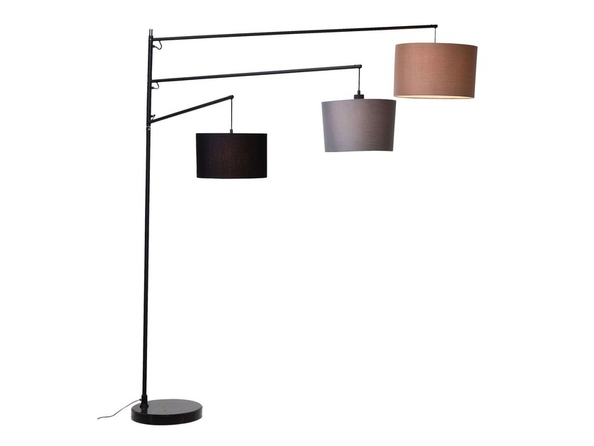 Contemporary style floor lamp LEMMING TREE by KARE-DESIGN