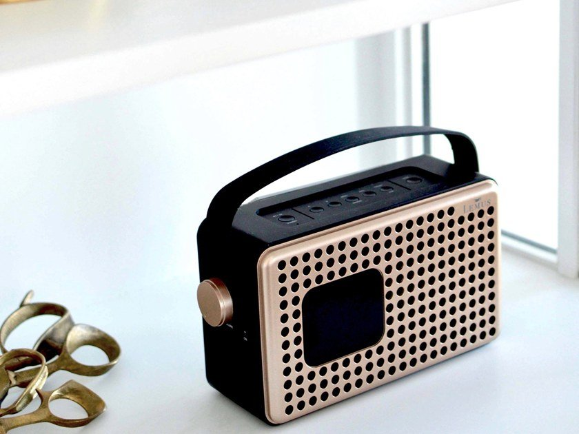 Bluetooth Radio LEMUS DAB+ by LEMUS