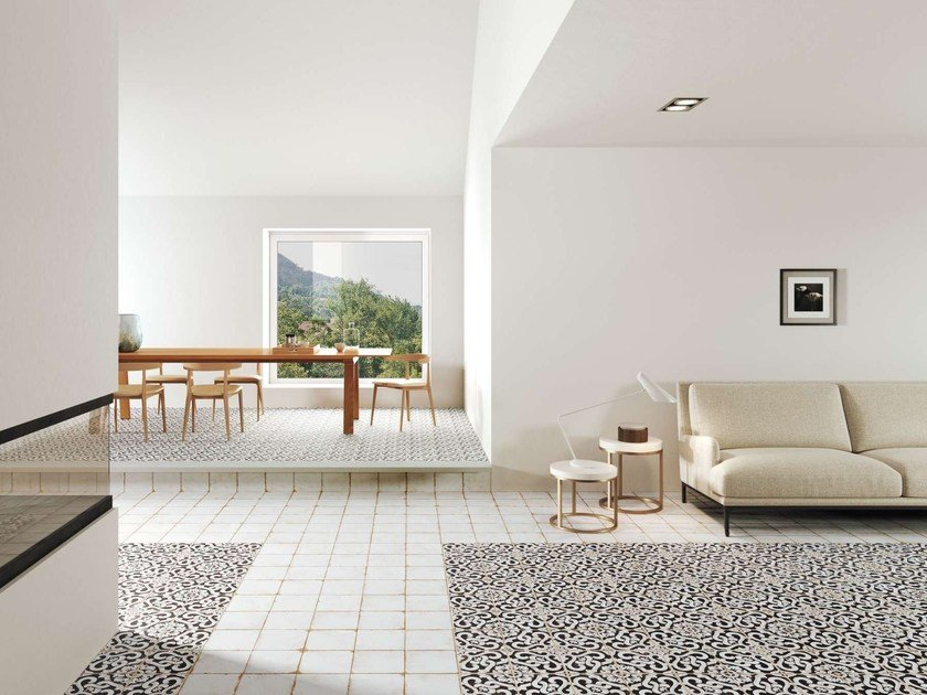 Ceramic wall tiles / flooring LENOS by Harmony