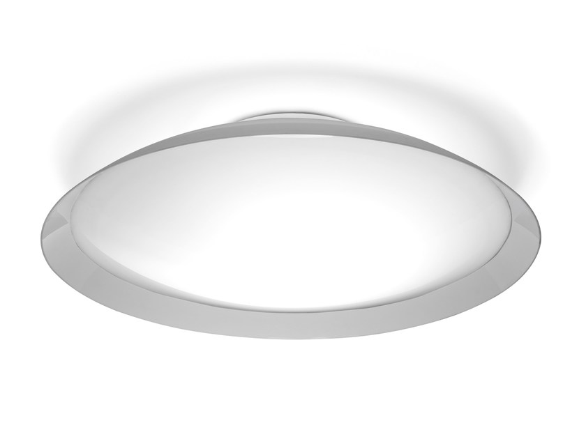 Methacrylate ceiling lamp LENS | Ceiling lamp by ALMA LIGHT
