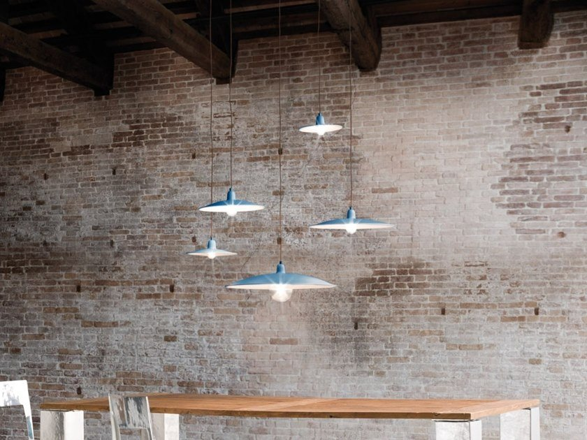 Metal pendant lamp LENTI by ELITE TO BE
