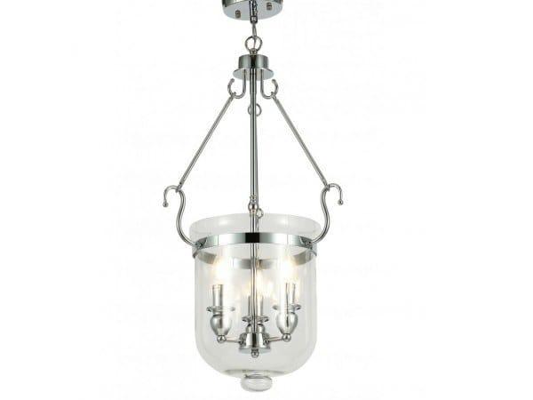 Lampada a sospensione a luce indiretta in metallo LEO by Arrediorg.it®