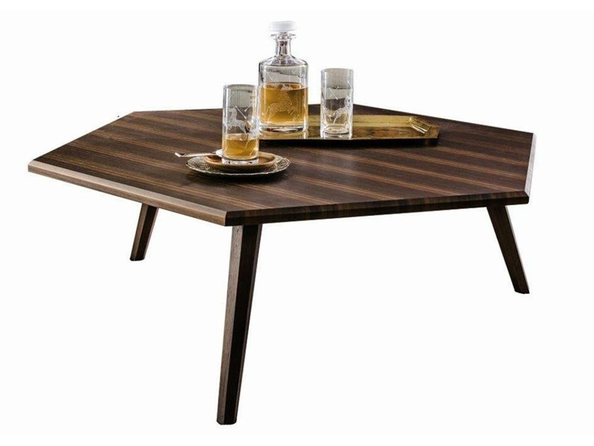 Low coffee table LEONARDO | Low coffee table by Casamilano