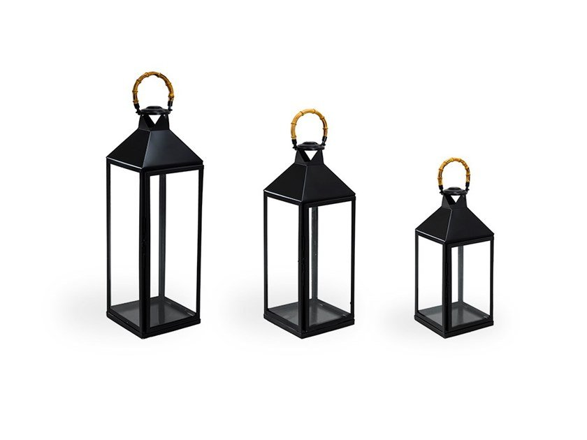 Metal lantern LEONIA | Lantern by Braid