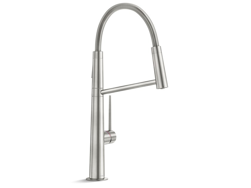 1 hole kitchen mixer tap with flow limiter LEVANTE by Nobili Rubinetterie