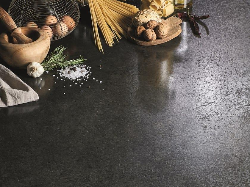 Lastre ceramiche per top bagno/cucina e rivestimenti LEVEL DESIGN by Level by Emilgroup
