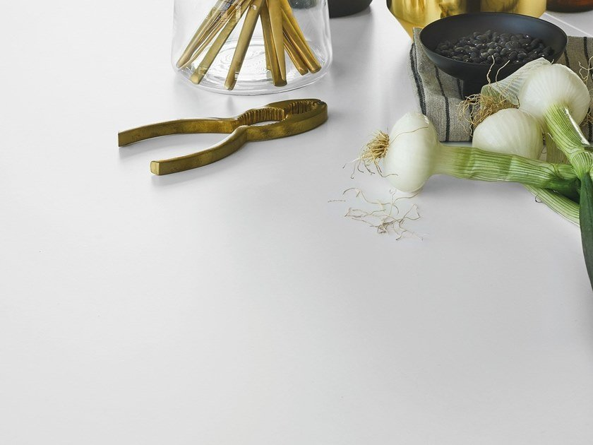 Lastre ceramiche per top bagno/cucina e rivestimenti LEVEL TINTA UNITA by Level by Emilgroup
