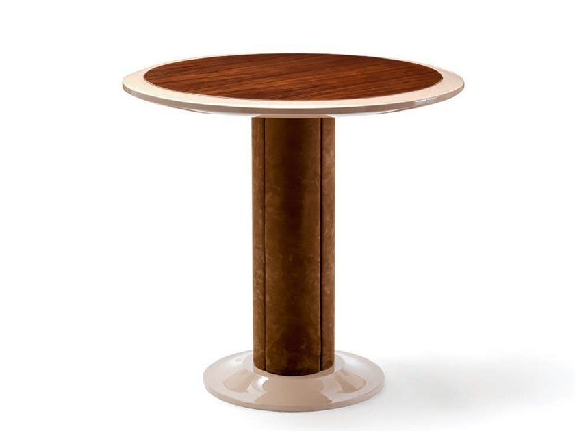 Round dining table LEWIS - 810201 | Dining table by Grilli