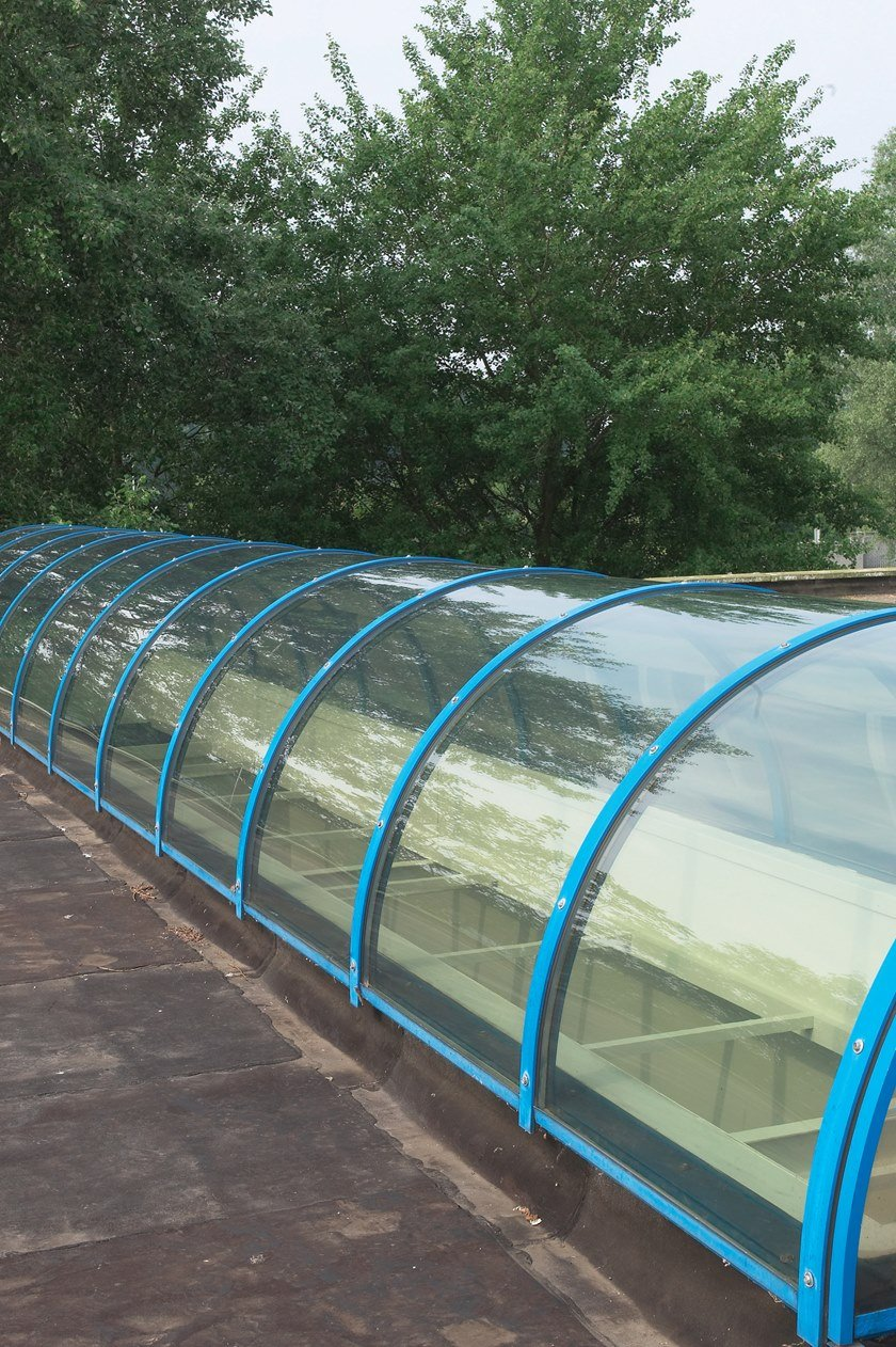 Polycarbonate sheet for solar control LEXAN™ THERMOCLEAR ...