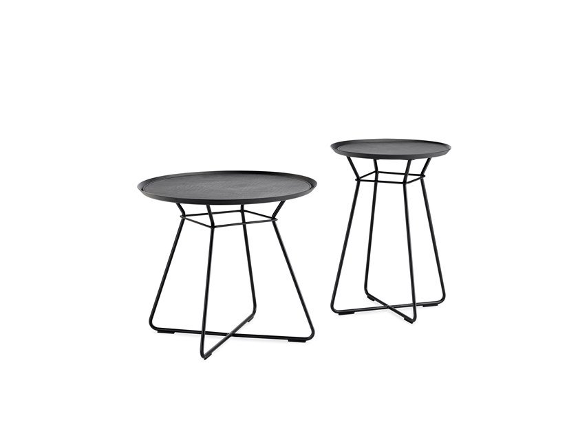 Round side table LEYA COFFEE TABLE by Freifrau