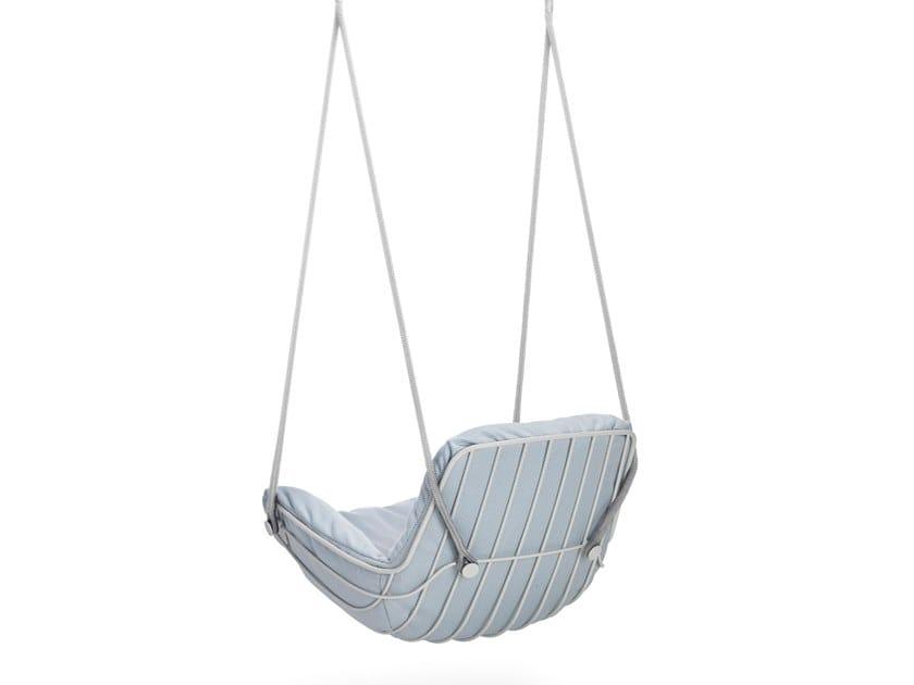Sunbrella® garden hanging chair LEYASOL OUTDOOR SWING SEAT by Freifrau