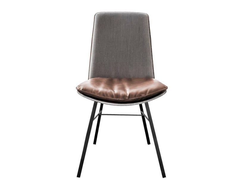 Sedia con cuscino integrato LHASA   Sedia by KFF