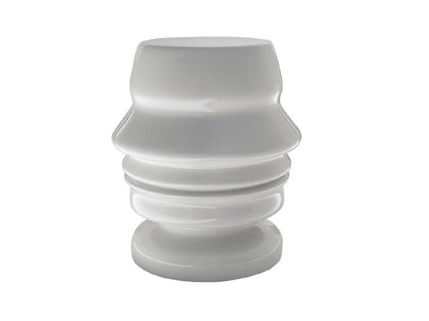 Low glass-fibre stool LIAN by HC28