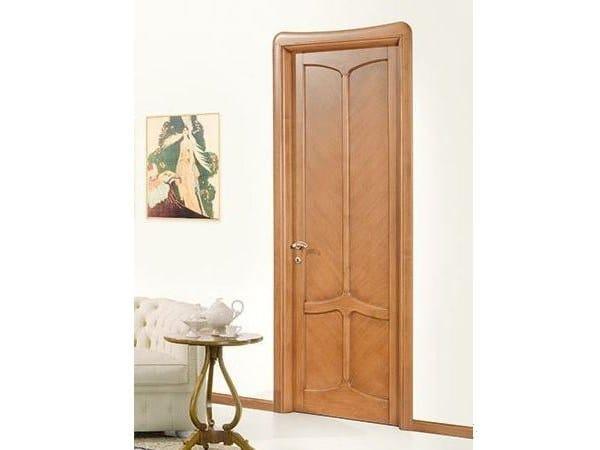 Solid wood door LIBERTY by LEGNOFORM