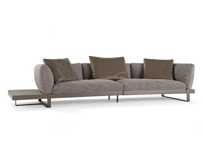 3 seater fabric sofa LIBRETTO   Fabric sofa by ROCHE BOBOIS