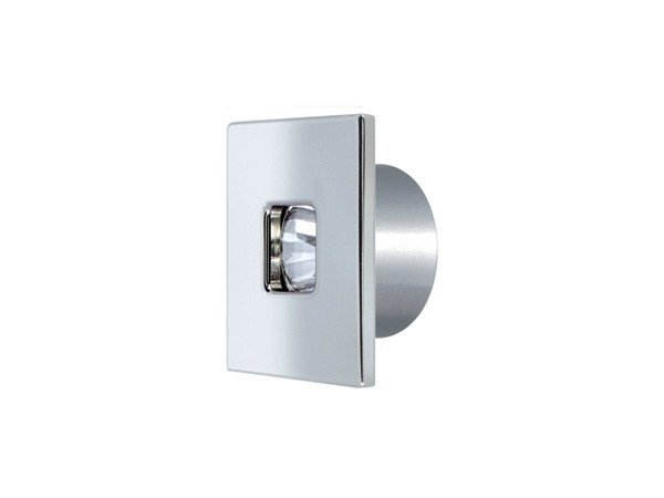 LED wall-mounted stainless steel steplight LIDA by Quicklighting