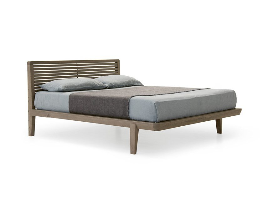 Solid wood bed double bed LIDO by PIANCA