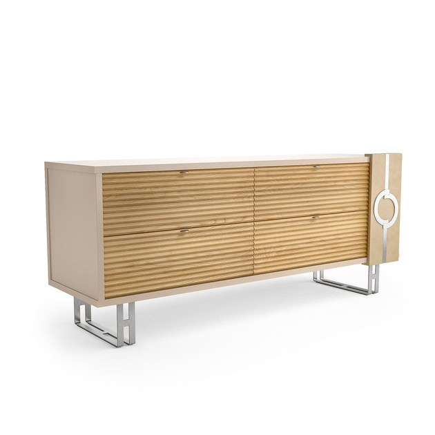 Cassettiera in legno LIFT | Cassettiera by Caroti