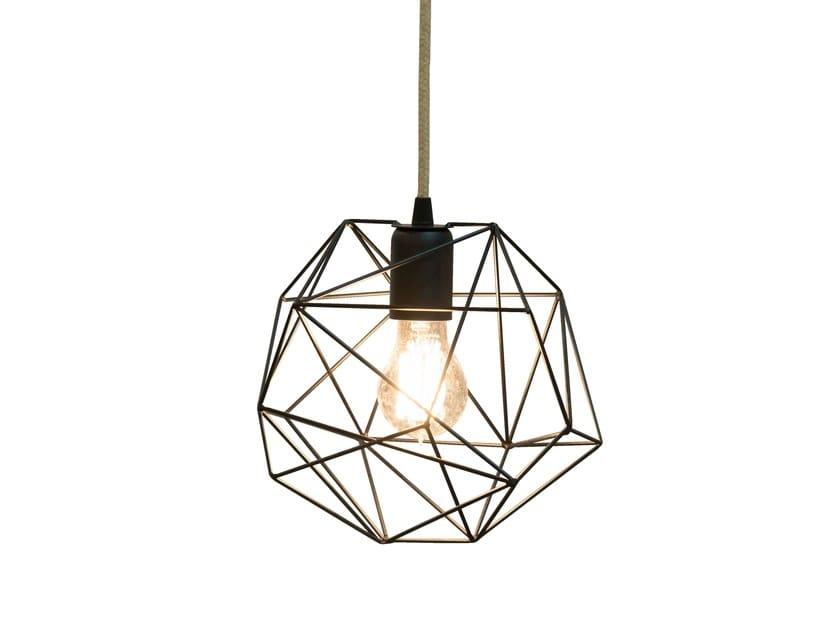 LED pendant lamp LIGHT 001 by Brossier Saderne