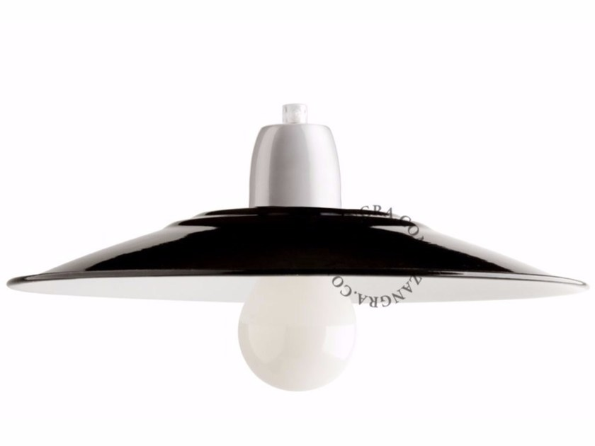 Direct light porcelain pendant lamp LIGHT 041 | Pendant lamp by ZANGRA