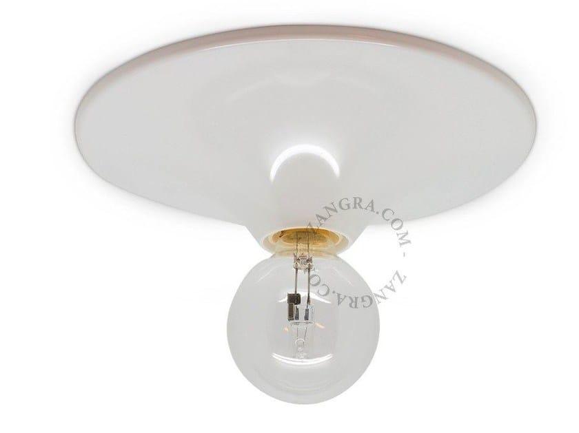 Lampada da soffitto a luce diretta in plastica LIGHT 064 | Lampada da soffitto by ZANGRA