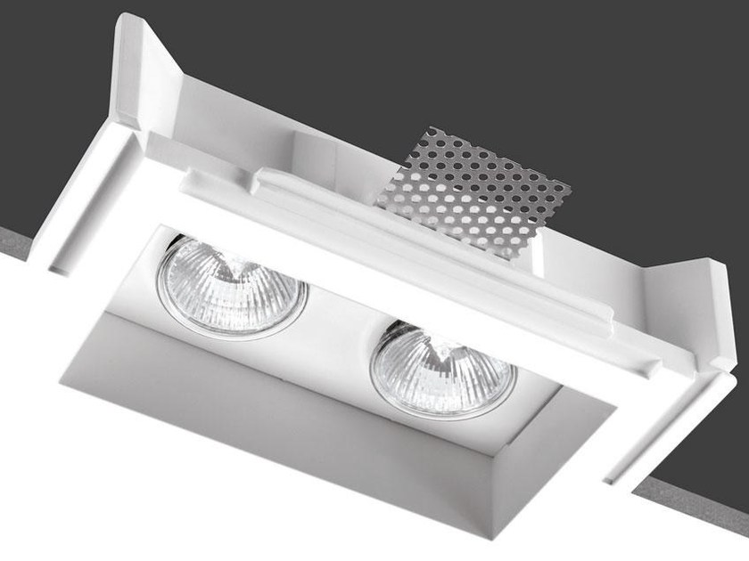 Recessed spotlight LIGHT by Buzzi & Buzzi