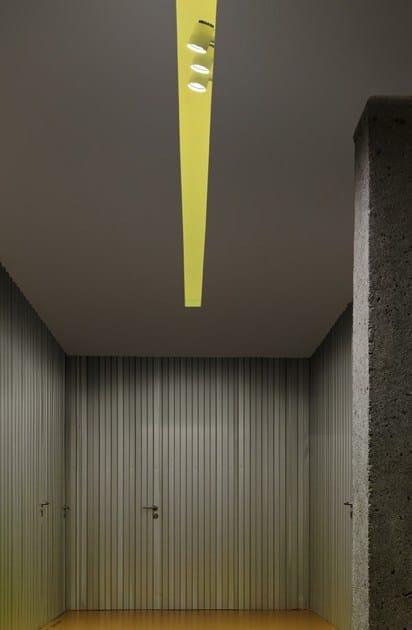 Alluminio Profilo Per Cut Soffitto Da Illuminazione Lineare In Light Flos Pk0Onw
