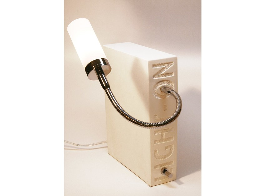 Adjustable table lamp LIGHT ON by Top Light