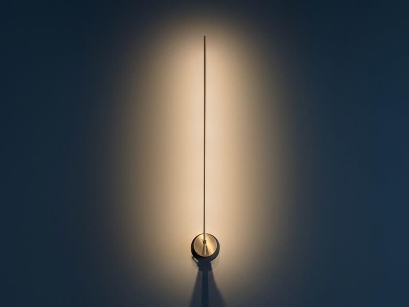 Led Wall Lamp Light Stick V By Catellani Smith Design Enzo Catellani