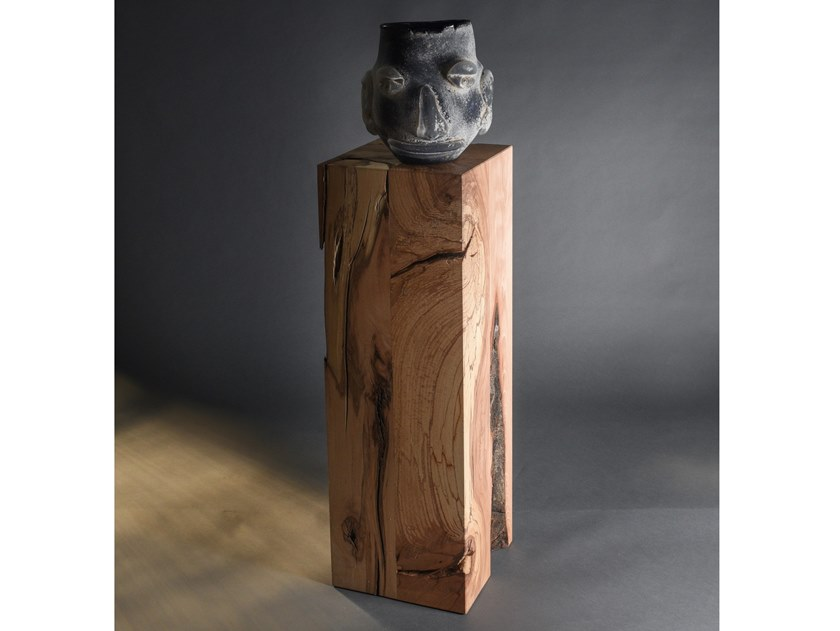 Beech pedestal LIGNUM by Nature Systems
