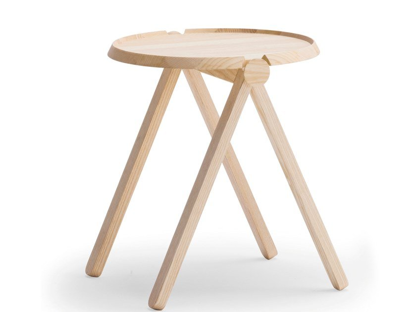 Coffee table in ashwood LILLIPUT 312 by Billiani