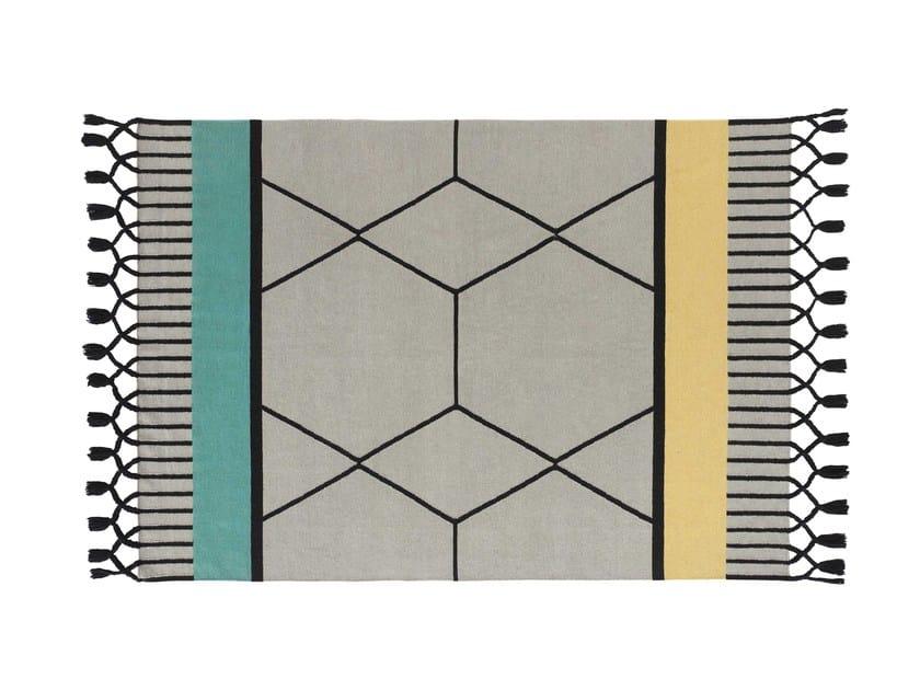 Wool rug LIMA by GAN