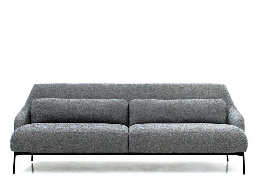 Fabric sofa LIMA | Sofa by Tacchini