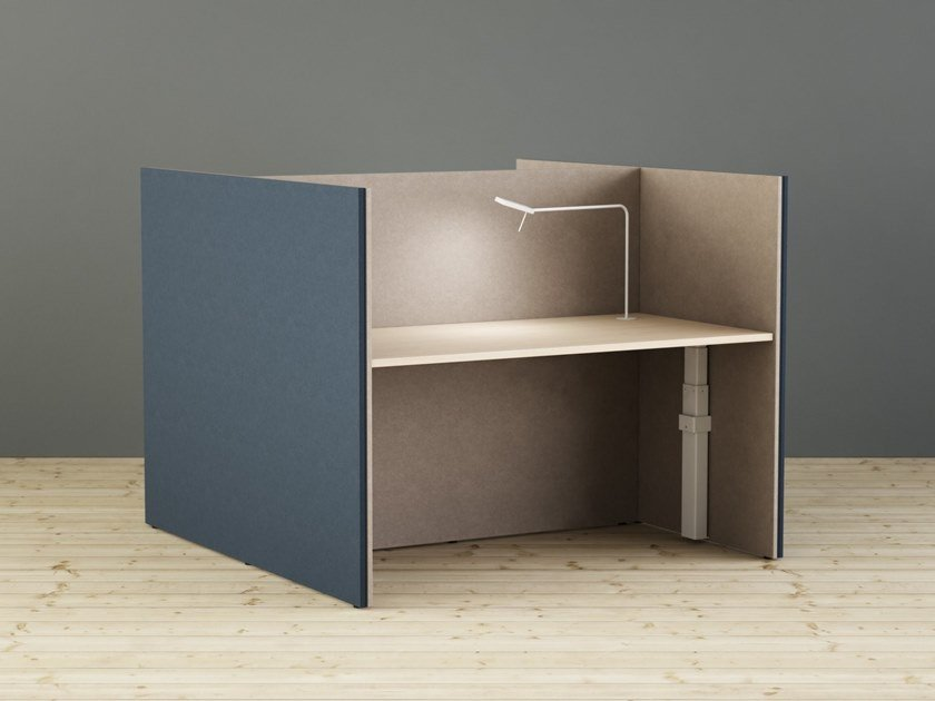 Individual office workstation LIMBUS CONCEPT | Office workstation by Glimakra of Sweden