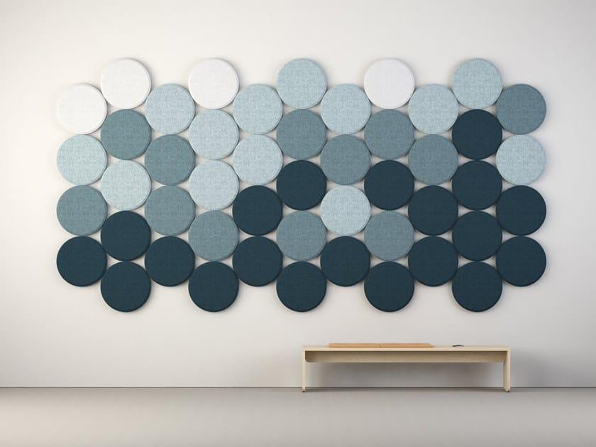 Decorative acoustic panel LIMBUSWALL QUINGENTI | Decorative acoustic panel by Glimakra of Sweden