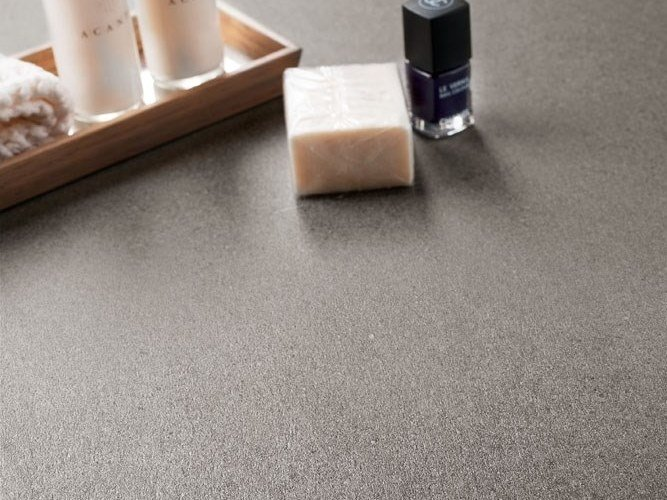 Porcelain stoneware wall/floor tiles with stone effect LIMESTONE - SLATE by COTTO D'ESTE