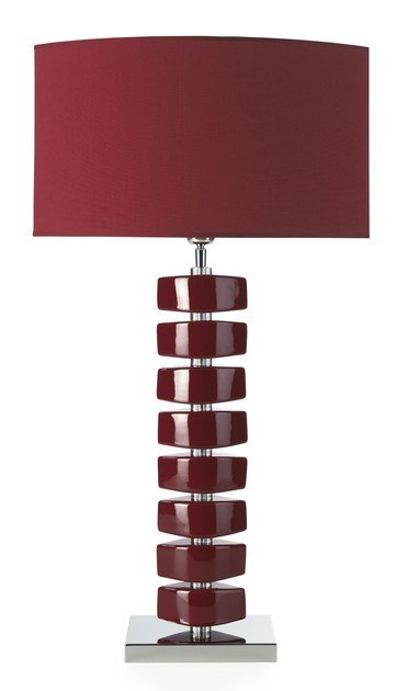 Ceramic table lamp LINA DL by ENVY