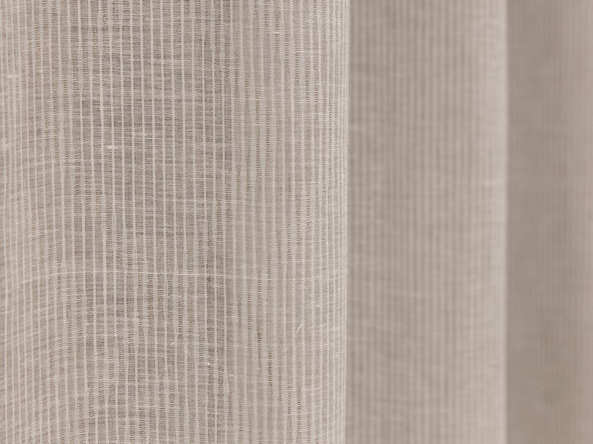 Linen fabric LINAS by Equipo DRT