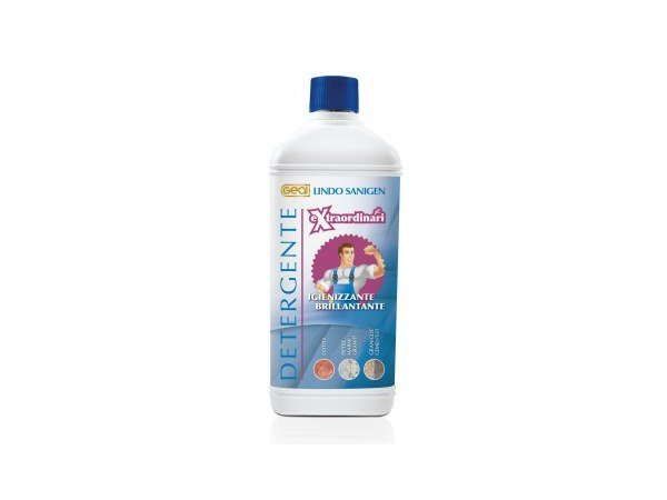 Surface cleaning product LINDO SANIGEN by Geal