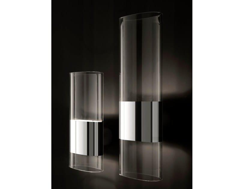 Lámpara de pared de Pyrex® con luz indirecta LINE - 147/149 by Oluce