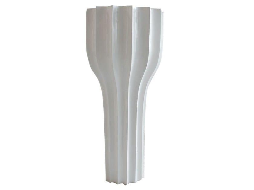 Ceramic vase LINE by Adriani e Rossi edizioni