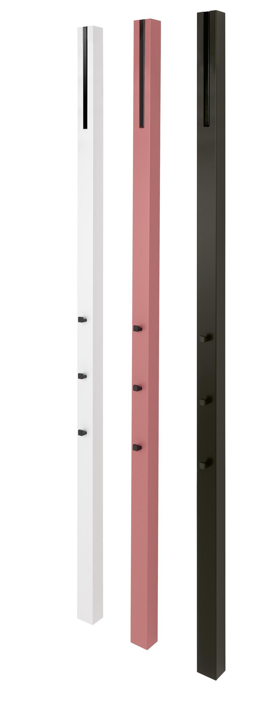 Line Coat Rack By Sch 246 Nbuch Design Apartment 8