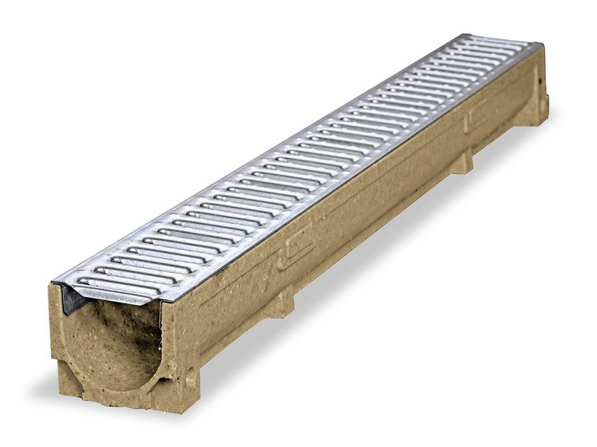 Polymere concrete Drainage channel and part LINE | Drainage channel and part by Pircher