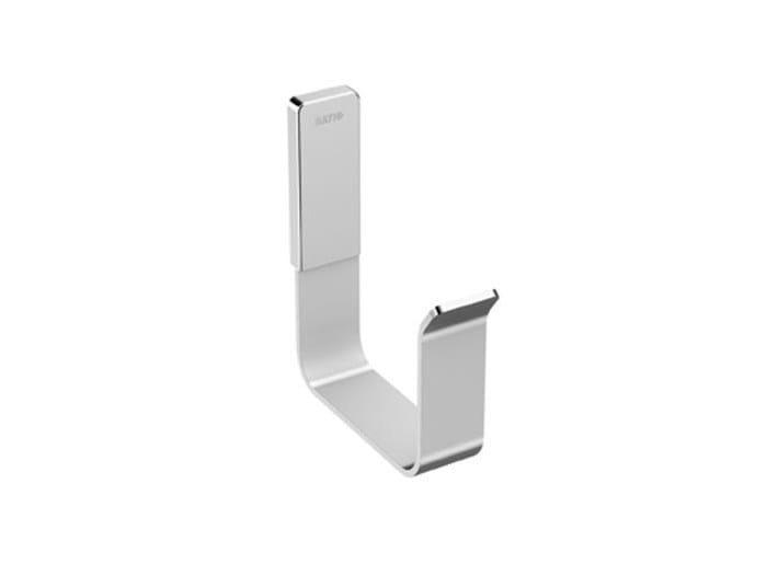 Stainless steel towel hook LINE | Towel rack by Cosmic